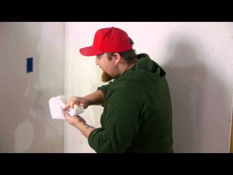 How to Repair Cracked Wall Corners : Walls & Home Repairs