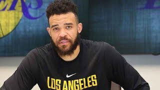 JaVale McGee On Joining The Lakers To Defeat The Warriors With LeBron James!
