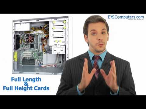 PCI & ISA Slot Computers by EVS Computers