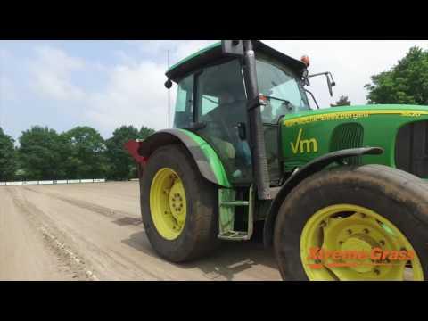 Xtreme Grass Hybrid Turf Installation - Eerbeekse Boys, NL