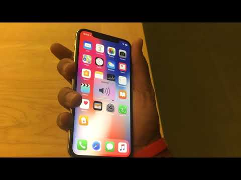How to reset iPhone X?