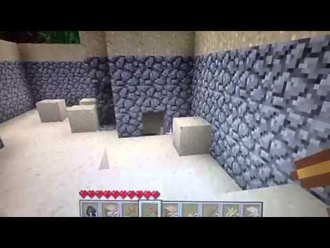 Minecraft 360 strange hole