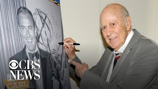 Comedy legend Carl Reiner dies