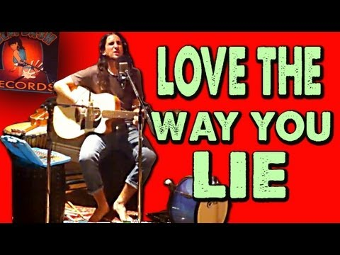 Love The Way You Lie - Walk off the Earth (Eminem Cover)
