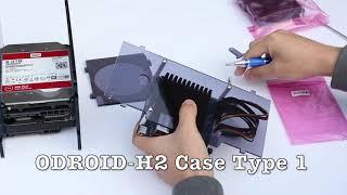 ODROID-H2 Case Type 3 - PakVim net HD Vdieos Portal
