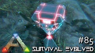 ARK: Survival Evolved   CHEATY LOOT CRATE SCIENCE !!!   SEASON 3 [S3 E85]  (Gameplay)