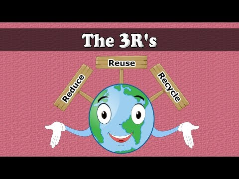 The 3 R's for Kids | It's AumSum Time