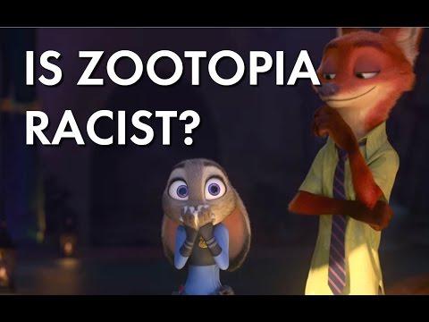 Is Zootopia Racist?
