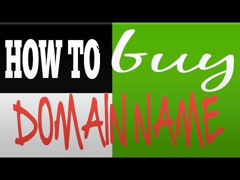 How to Buy Domain Name - Important Tips Before You Buy