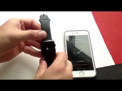 Apple watch - How to un-pair apple watch from iPhone