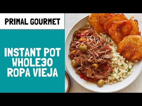 Whole30 Ropa Vieja