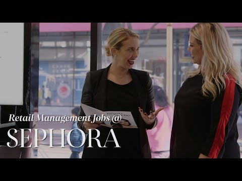 Retail Leadership Jobs at SEPHORA