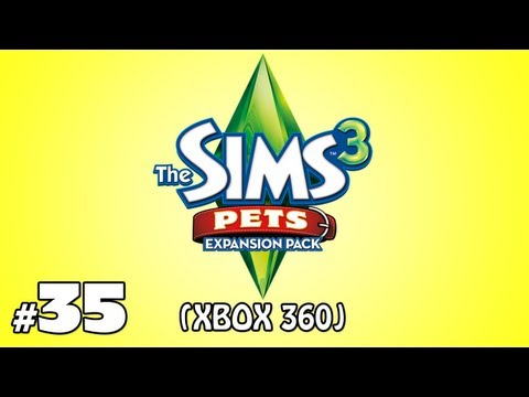 The Sims 3: Pets (Xbox 360) - Part 35 - MAKEOVER