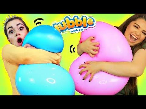 I Tried Following a Karina Garcia Slime DIY! Giant Fluffy Slime Stress Ball!