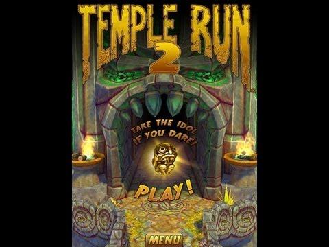 新しい「Temple Run2」はかなり進化していた!