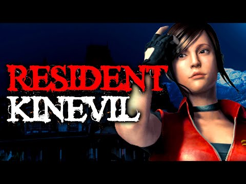 Let's Play Resident Evil Code: Veronica Part 9 - Resident Kinevil