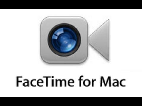 Facetime for Mac Demo