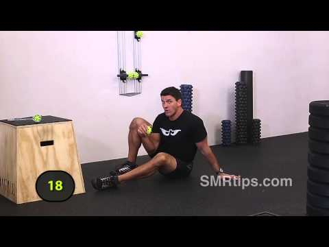 Shoulder & Neck SMR Tips