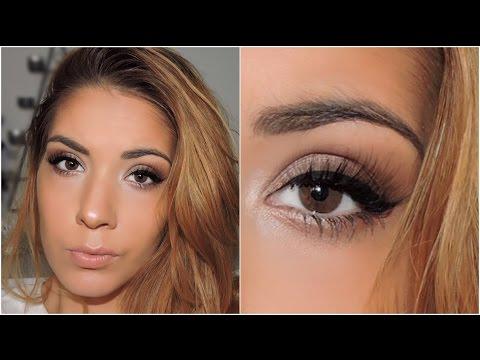 Make Up marron   Brown make up