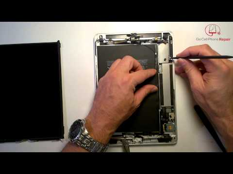 iPad Air Charging Port Replacement