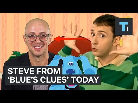 What Steve From 'Blue's Clues' Is Up To Today