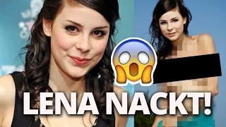 Lena meyer landrut nackte Lena Meyer