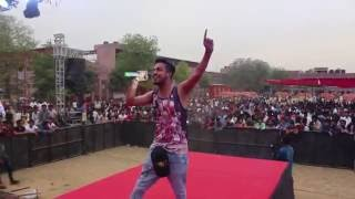 VIP LIVE Yaari Chandi Waliye at Ram Lal College, Delhi University