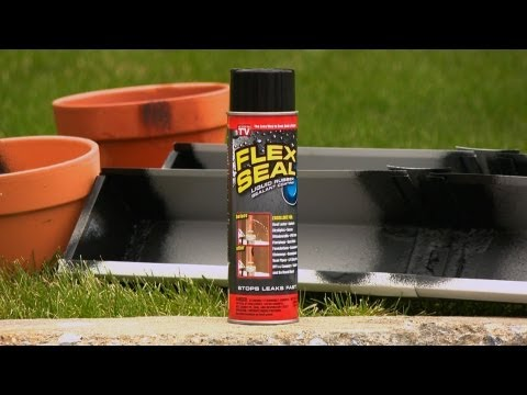 Flex Seal put to the test | Consumer Reports