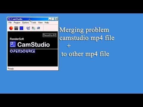 Merging videos (avi file and mp4 file) using  windows movie maker part 2 in Hindi