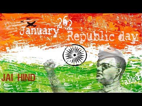Tribute To Indian Soldiers | Happy Republic Day |  जय हिन्द - जय भारत