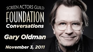 Conversations with Gary Oldman