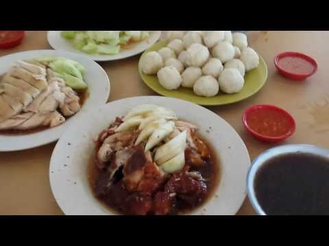Malacca : Chicken Rice Ball