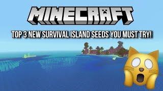 15:37) Minecraft Survival Island Seed Video - PlayKindle org