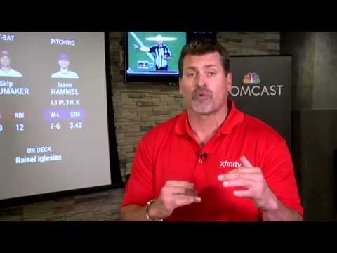 XFINITY's X1 Sports App: Changing the Fan Experience