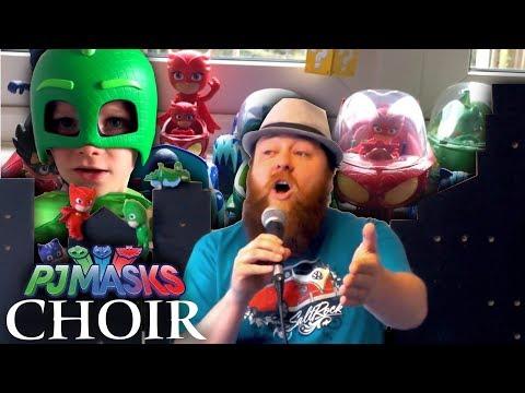 PJ Masks Live Super Singing Surprise (Disney Junior)