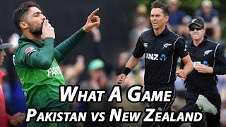 What A Game | Pakistan Vs New Zealand | Highlights | PCB