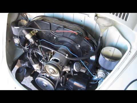 VW boble 1641ccm, second run