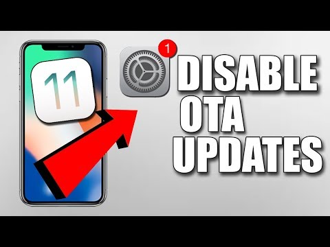 How to Disable Automatic OTA ios updates on your iphone (SAVE YOUR IPHONE - No Jailbreak)