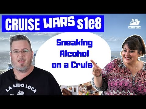 Should You Sneak Alcohol on a Cruise? - CRUISE WARS 8