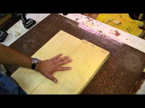 Luthier Wood Review: Basswood for electric guitar bodies, carvings ducks lures tonewood
