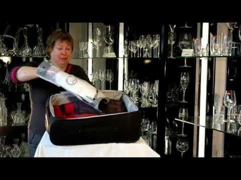 JetBag - Travel Wine Bottle Protection Video  | Wineware