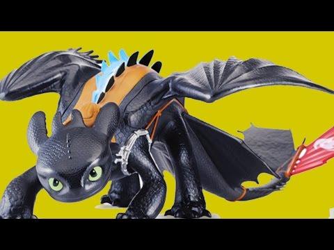 Mega Toothless - How to Train your Dragon 2 | Sdentato Dragon Trainer | Sdentato Gigante 58cm