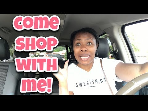 Come Shop With Me! Hair Videos Resume Mid June