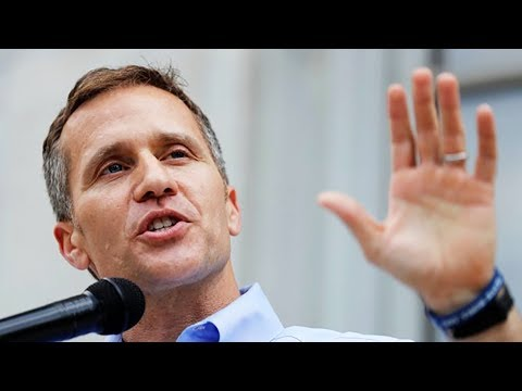Missouri Governor Might Be A Kidnapping Rapist
