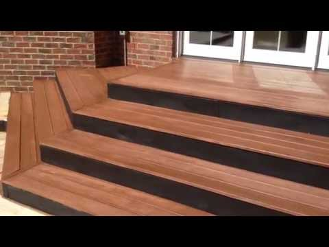 Deck staining 2nd COLOR part 2/ MR. FIX-ALL