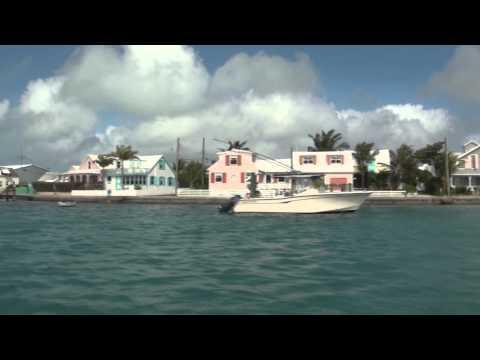 Spanish Wells Eleuthera #1 - Ferry  ride