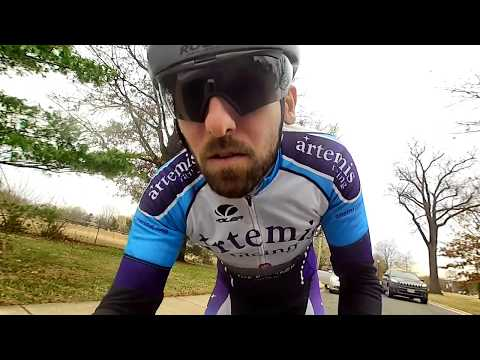 Cycling Group Ride - 1 Hour Workout
