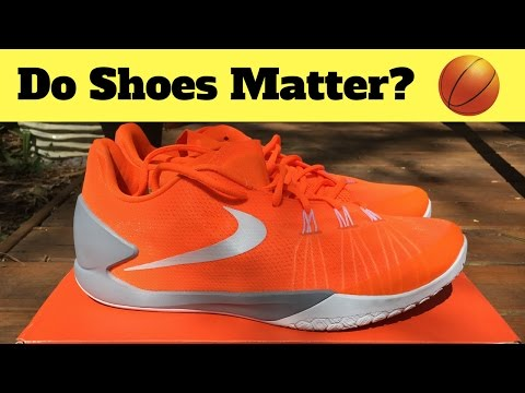 Do Basketball Shoes Make a Difference? | Best Basketball Shoes | CHEAP 💲