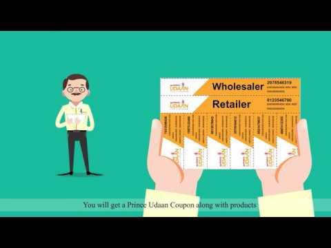 Prince Udaan Wholesaler Loyalty Program