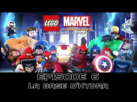 LEGO Marvel : L'Univers en Péril (iPad) #6
